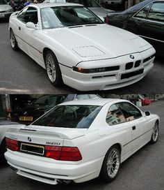 BMW 8 Series i need this car i love everything about it.