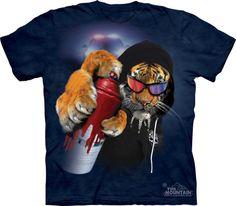 Estampas épicas de camisetas | Quebrando Galho