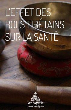 Le pouvoir des bols tibétains Kundalini Yoga, Yoga Meditation, Le Reiki, Tibetan Bowls, Les Chakras, Burn Out, Qigong, Weight Loss Diet Plan, Alternative Health