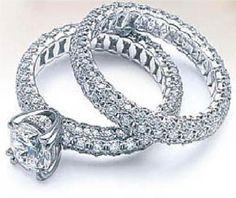 tacori wedding rings