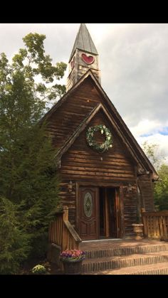 Heartland Little River Wedding Chapel A Quaint Country Nestled Between The Majestic Peaks Favorite Places Es Pinte