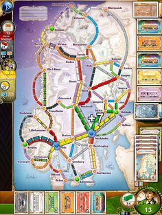 Ticket to Ride by Days Of Wonder, Inc.