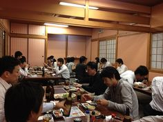a welcome party for new employees  新入社員歓迎会 2012年05月 : 森田アルミのブログ