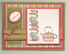 By Laurie Puite on Stampin' Connection!!