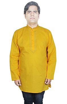 f0dd7373 Casual Shirts For Men, Men Casual, Indian Fashion, India Fashion, Indie  Fashion, Indian Couture. dharmender singh · short kurta