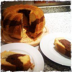 Marmorkuchen zum Eintunken in Nesquik
