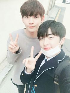 UP10TION Kuhn & xiao