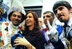 CFK de Carnaval