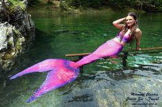 Grüner See - Tragöß #grünersee #tragöß #Steiermark #mermaidtirol #mermaidclaudia #meerjungfrau Realistic Mermaid Tails, Silicone Mermaid Tails, Merfolk, Mermaids, Creative, Photography, Fish, Young Women, Mermaid