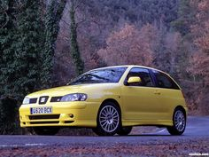 Seat Ibiza Cupra R 2001 images - Free pictures of Seat Ibiza Cupra R 2001 for your desktop. HD wallpaper for backgrounds Seat Ibiza Cupra R 2001 car tuning Seat Ibiza Cupra R 2001 and concept car Seat Ibiza Cupra R 2001 wallpapers. Seat Cupra, Street Racing Cars, Shabby Chic Table And Chairs, Car Tuning, Ford Bronco, Concept Cars, Ibiza, Race Cars, Volkswagen