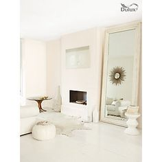 Dulux Easycare Kitchen Matt Emulsion Paint Jasmine White 2 5l