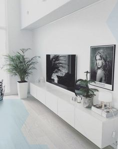 35 Neat and stylish IKEA Besta devices - # Besta devices . 35 neat and stylish IKEA Besta devices - # BestaGeräte Always wanted to discove. Ikea Living Room, Living Room Tv, Farm House Living Room, Bohemian Living Rooms, Living Room Designs, Minimal Living Room, Formal Living Room Decor, Decor Home Living Room, White Living Room Decor