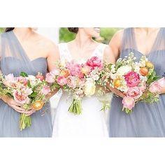 Pretty @velvetandtwine bouquets always bring us joy!! Photo by @amalieorrangephotography. #velvetandtwine #weddingbouquet #bridalbouquet #bridalinspo #colorcrush #pretty #smile #summer #wedding #ido #bridetobe #weddings #gettingmarried #floral #floral #bo