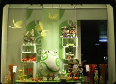 easter store window. Love this