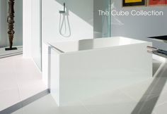 Bathtubs / Cube Collection | Wetstyle