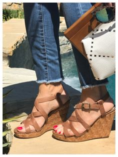 GREAT wedges! Cute AND Comfy!