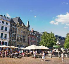 Köln on Saksan helmi
