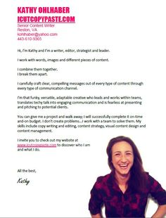 Creative Cover Letters For Job App Inspiration  Creative