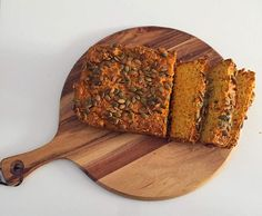 Recipe PALEO PUMPKIN BREAD by Thermowife - Recipe of category Baking - savoury