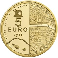 Piece Euro, Euro Coins, Gold And Silver Coins, Precious Metals, Personalized Items, History, Art Pieces, Coins, Gold