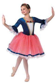 1a29c2fa3 Fantasias de ballet Fantasia Bailarina Infantil