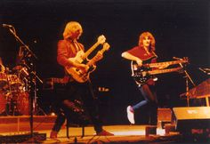 Rush 'Exit...Stage Left' Tour Pictures - Ahoy Sportpaleis - Rotterdam, Holland - November 14th, 1981