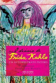 Quem me segue no Facebook ou no Instagram @SweetestPBlogjá percebeu que estou numa fase completamente apaixonada por Frida Kahlo. Sempre tive curiosidade a respeito dessa artista mexicana, mas nunca havia lido nada sobre a mesma. Até que um dia coloquei na minha timeline uma wishlist de livros e ganhei o meu primeiro, que foi o que me iniciou em assuntos 'friduchísticos'. Pouco tempo depois, ganhei o segundo, o diário dela, meio perturbador, cheio de ilustrações e dizeres escritos à mão. Aí…