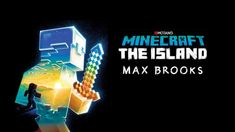 """Minecraft: The Island (starts course, students will work to further develop their reading comprehension, vocabulary, and written expression skills while building in Minecraft as they read the novel """"Minecraft: The Island"""" by Max Brooks. Minecraft S, Roman, News In Nigeria, Robinson Crusoe, Coding For Kids, Educational Technology, Reading Comprehension, Good News, World War"""