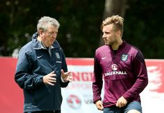 Hodgson & Van Gaal clear the air over Shaw