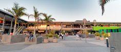 nuestro centro abierto te ofrece diferentes locales de restauración, donde puedes disfrutar al aire libre.