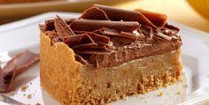 Receita de Torta de amendoim e chocolate - Culinária - MdeMulher - Ed. Abril