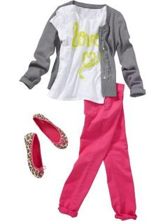 Girls Clothes: Complete Looks Outfits We Love | Old Navy