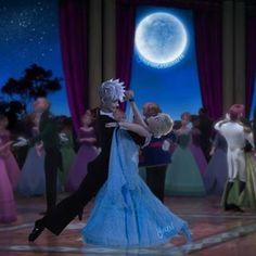 """""""When the melody plays, footsteps move, heart sings and spirit begin to dance"""" Waltz with Jelsa😊 _ Edit from collab 😅 Hope you like it!😘 _ _ You can support my drawing account if you want 😅 😅 _ Personal : _ # Jack Y Elsa, Jack Frost And Elsa, Disney Princess Memes, Disney Memes, Jelsa, Sailor Moon Background, Disney Crossovers, Rise Of The Guardians, Modern Disney"""