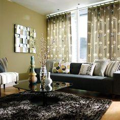 living room ideas black leather sofa