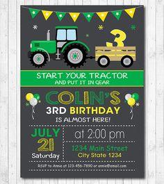 Die 27 Besten Bilder Von Traktor Geburtstag Anniversary Parties