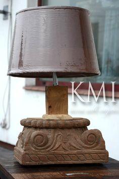 """Jeśli szukasz nietuzinkowaj lampy to być może jedna z indyjskich lamp """"Mantra"""" czeka właśnie na Ciebie w sklepie Karina Meble Indyjskie http://karinameble.pl/pl/p/lampa-Mantra-V-/4249"""