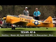 Giant Texan AT-6 - Scale 1/3.7