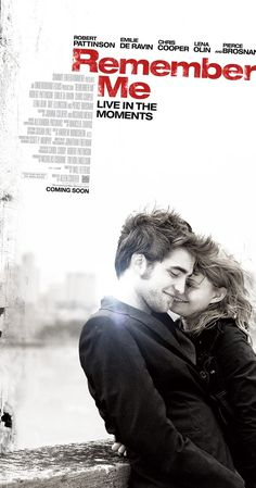 Remember Me with Robert Pattinson, Emilie de Ravin, Chris Cooper, Lena Olin, Pierce Brosnan Lena Olin, Pierce Brosnan, Robert Pattinson, See Movie, Movie Tv, Movies Showing, Movies And Tv Shows, Saga Twilight, Cinema Tv