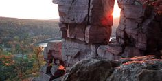 Devil's Lake State Park   Travel Wisconsin   Wisconsin's largest state park