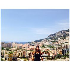 #Rocher Monte Carlo - Monaco  #datview #backinfrancais #vista #travel #wanderlust #livingmydream #southfrance #cotedazur #adventuretime by melfairweather from #Montecarlo #Monaco