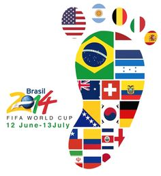 Brasil 2014 FIFA World Cup 12 June - 13 July : Which team are you cheering for?
