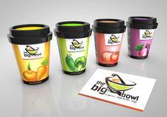 The Big Bowl Soup by Rolando Q. Ruiz #packaging #design
