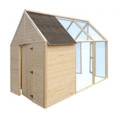 abri de jardin 2m serre adosse 415m octave cmonjardin cmj341325 garagesresearch - Abri De Jardin Garage