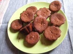 Petits moelleux à la crème de marrons et à la fève tonka
