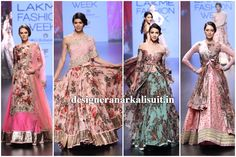Anushree Reddy at LFW W/F 2016