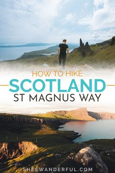 The St Magnus Way is one of the best Scottish hikes for travelers looking to get off the beaten path. Learn more about hiking in Scotland and the history of St Magnus the Martyr in this full guide! | Scotland hiking trails | Scotland travel itinerary | Best hikes in Scotland | Hiking trails in Scotland Scotland Hiking, Scotland Travel Guide, Travel Tips For Europe, Italy Travel Tips, European Road Trip, Road Trip Europe, Best Campgrounds, Outdoor Adventures, France Travel