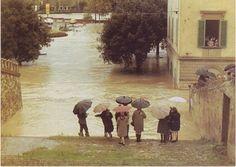 L'alluvione a Firenze  4 novembre 1966