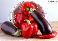 sojaturobie: Gulasz z pieczonych warzyw, z soczewicą i kiszonym...