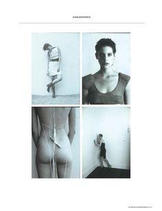 Self Service X Mark Borthwick - Fashion Copious