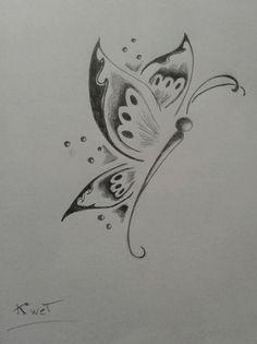 dessin papillon - Recherche Google